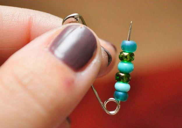 Cara membuat jenis kerajinan tangan dari manik-manik , gelang manik