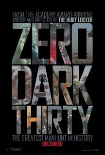 Poster de Zero Dark Thirty (La noche más oscura) (2012) Online