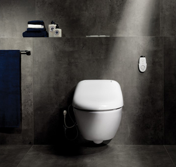 Do Not Hate The Toilet Wall Mount Washlet Toilet By Toto