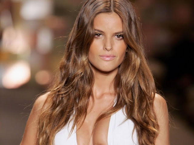 Fashion Model Izabel Goulart