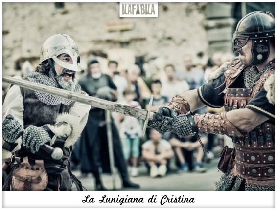 La Lunigiana di Cristina - Mercato Medievale di Filetto