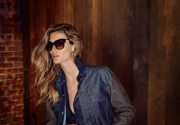 Colcci Fall/Winter 2015 Campaign featuring Gisele Bundchen ...