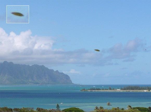 Ufo Hawai 2004