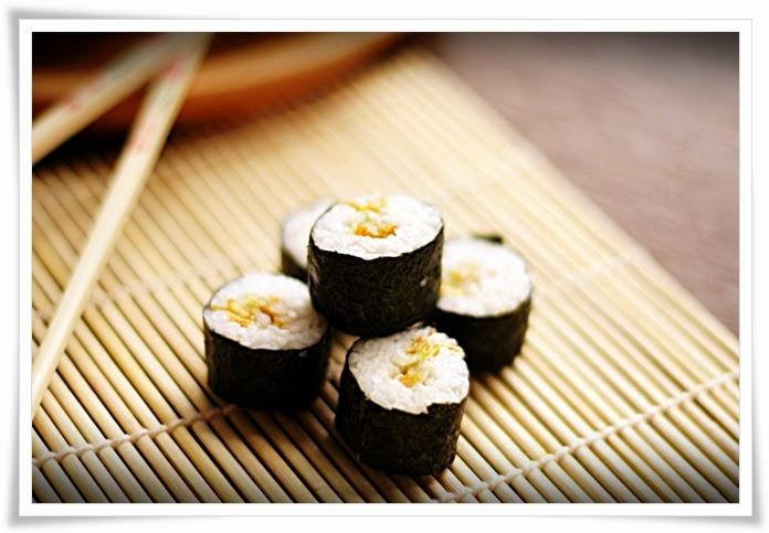 Usaha Makanan | Kedai Sushi Menawarkan Makanan Rendah Kalori