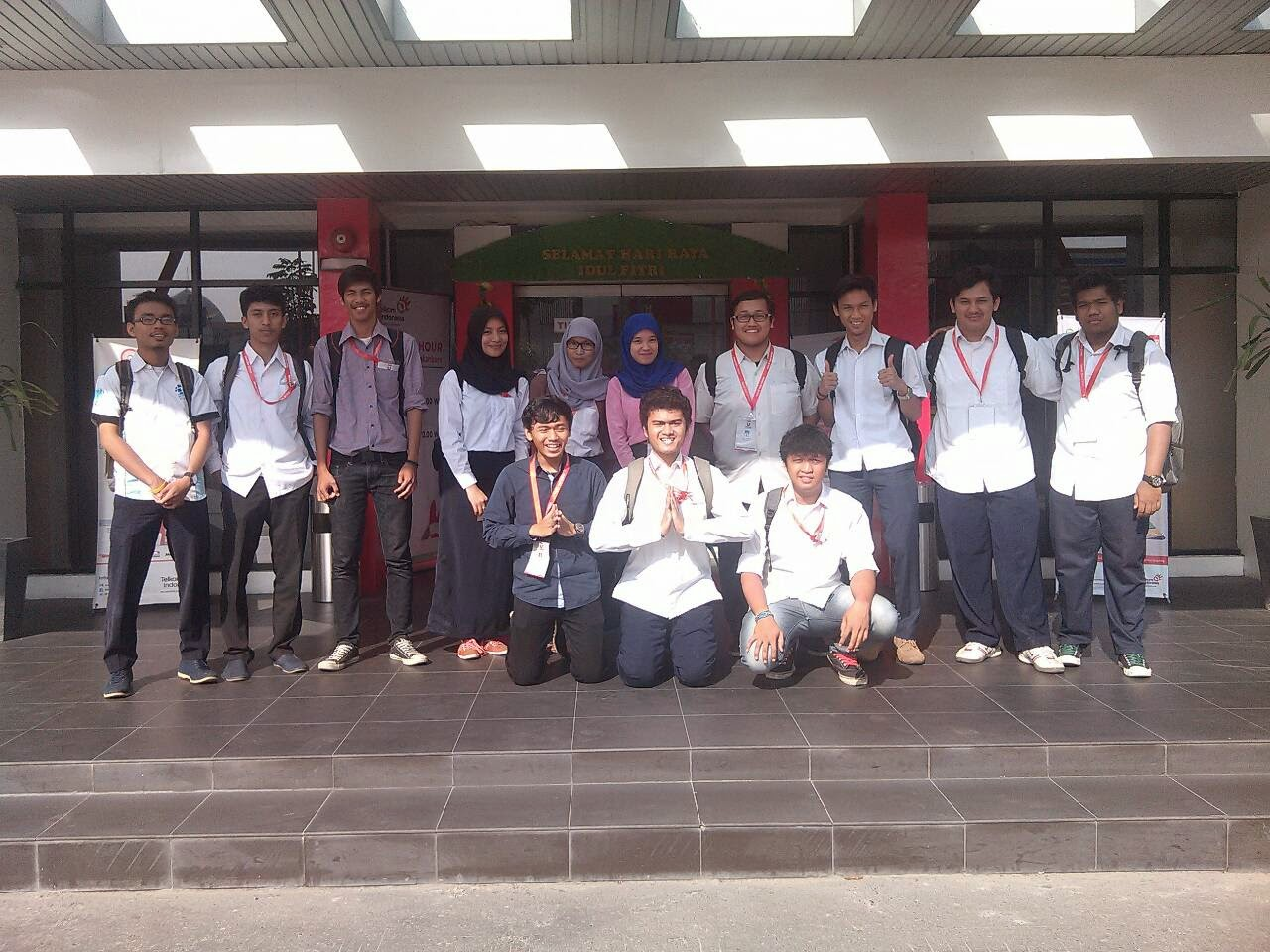Laporan Geladi Telkom University 2014 - Muhammad Mufid Luthfi