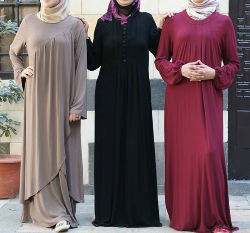 Latest Fashion in burqa, Hijab and Abaya