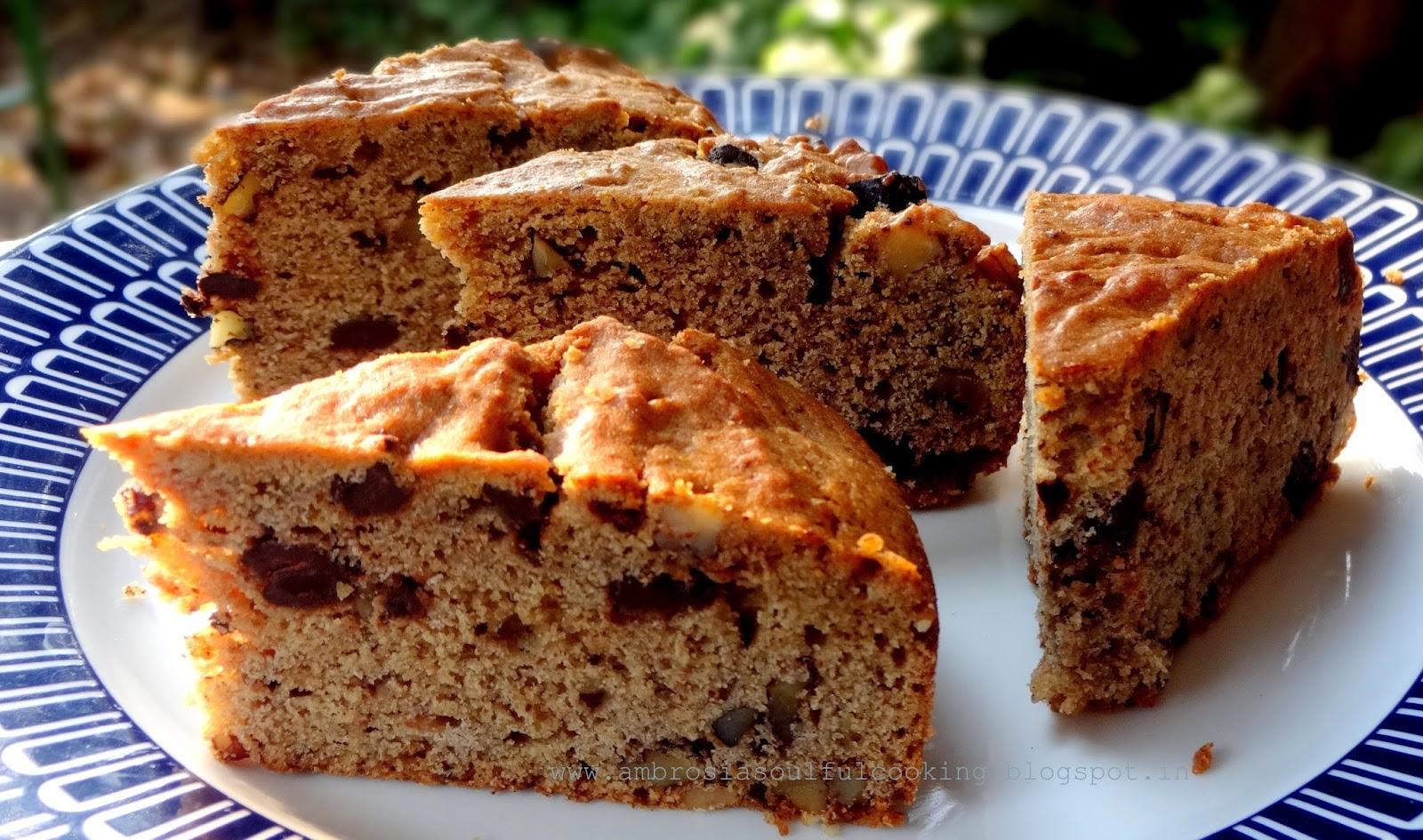cream walnut passover cake with chocolate whipped cream chocolate cake ...