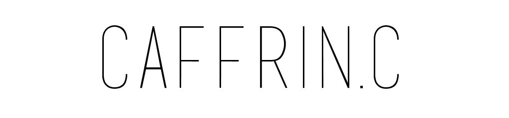 Caffrin.C