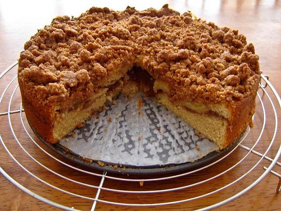 Panera Cinnamon Crunch Coffee Cake