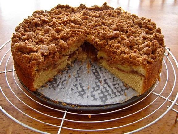 Panera Bread Cinnamon Coffee Cake