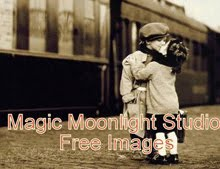 ~Magic Moonlight Free Images~