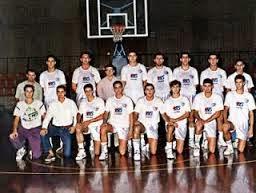 C.B. PALENCIA 1991-1992. Segunda División Nacional.