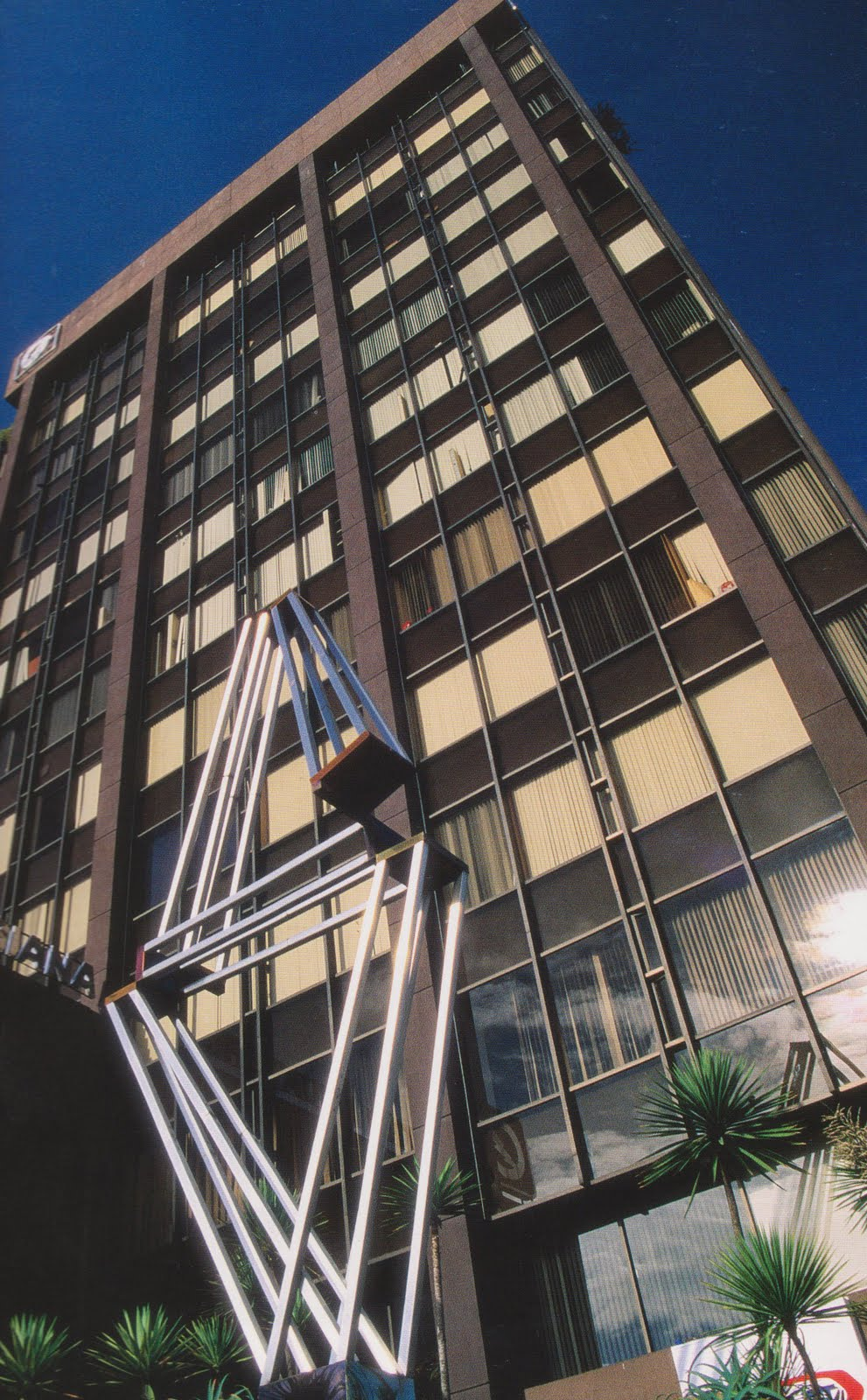 Arquitectura moderna en ecuador diego ponce for Arquitectos de la arquitectura moderna