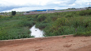 Rio Comprido, divisa Jacarehy-S. José dos Campos
