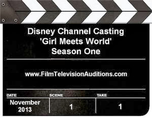 Disney Casting Calls for Girl Meets World