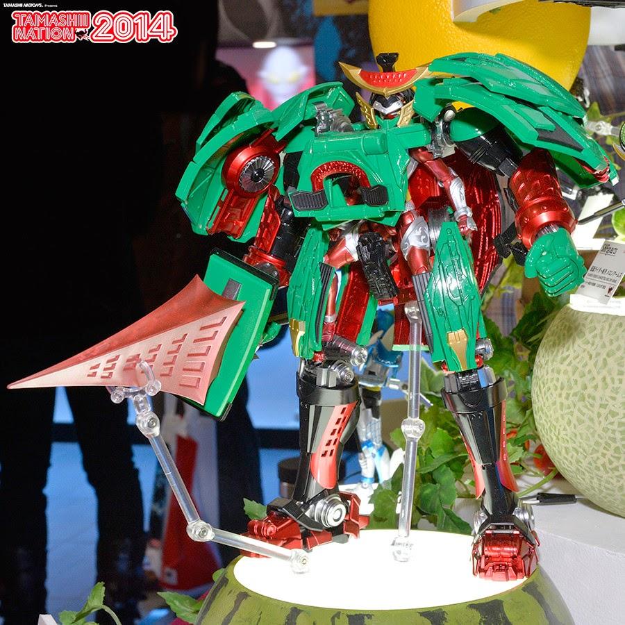 SH Figuarts Kamen Rider Baron Suika Arms