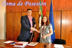 TOMA DE POSESIÓN