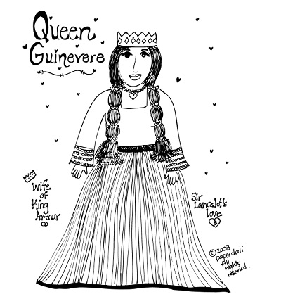 queen guinevere essays Illustration © guinevere von sneeden  the witch is not a mother or a daughter  or a queen, but she's our sister, a soul sister who resides deep.