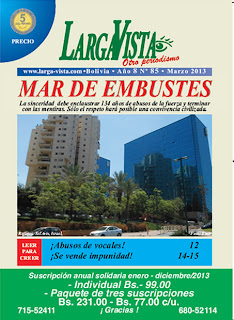 LARGA VISTA Nº 85