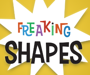 Freaking Shapes - Its filled with fun!