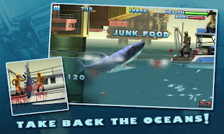 Hungry Shark Part 3 .Apk, Game for Android