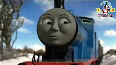 Keeping up with James tank engine old steam locomotive Edward the blue engine called out slow down
