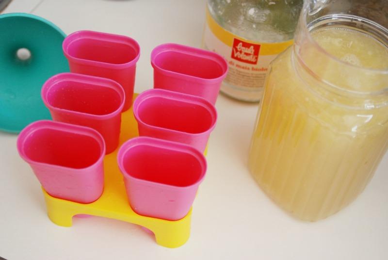 ricetta ghiacciolo limone