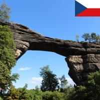 Česká republika - České Švýcarsko, 2015