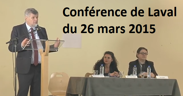 conférence de Laval