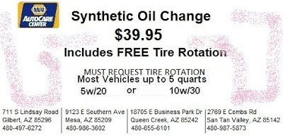 What are the Advantages of Oil Change Deals