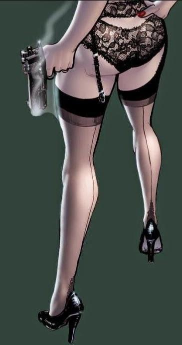 lingerie killer
