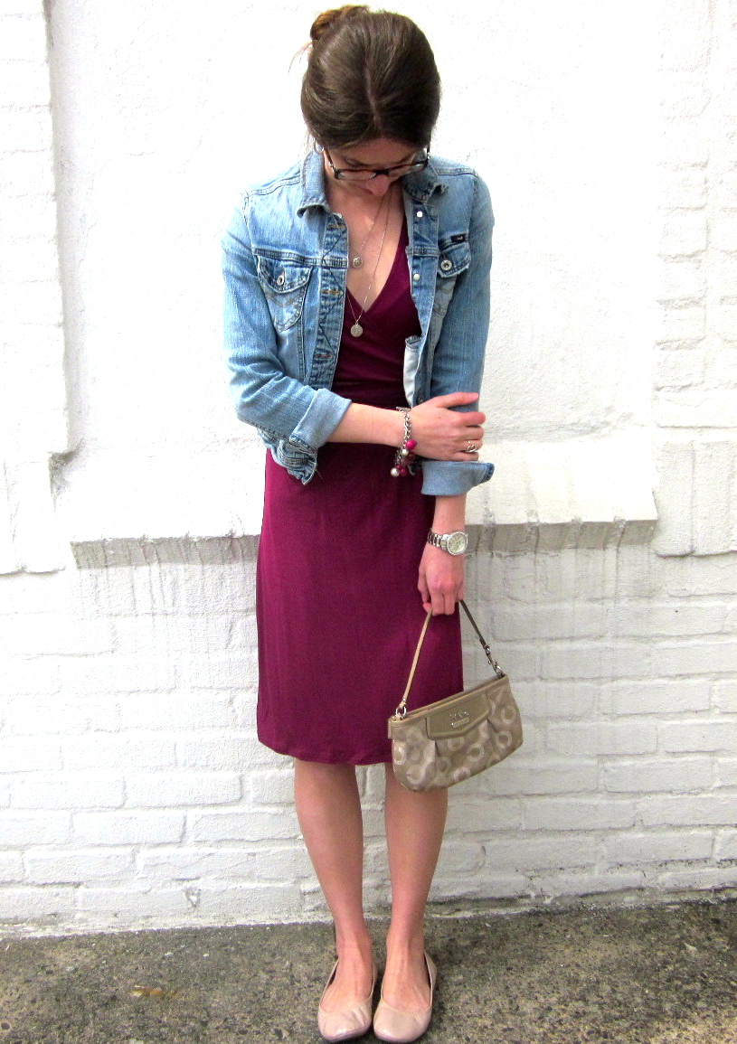 Sprinkles Amp Sequins Wrap Dress Day To Night