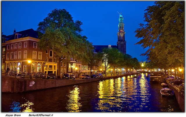Amsterdam: The City Of Canals, Red Lights And All Things Green picture