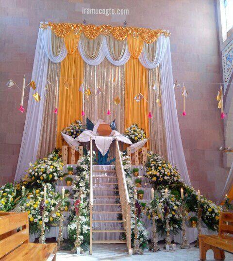 Altar en la iglesia San Jerónimo esta Semana Santa 2013