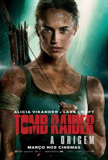 Tomb Raider: A Origem Torrent - HDTS 720p Dublado