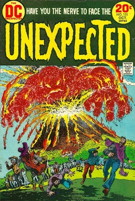DC Comics' The Unexpected #151