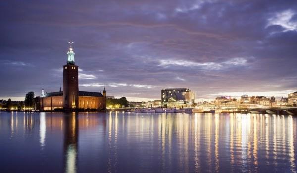 Stoccolma notte bianca della cultura