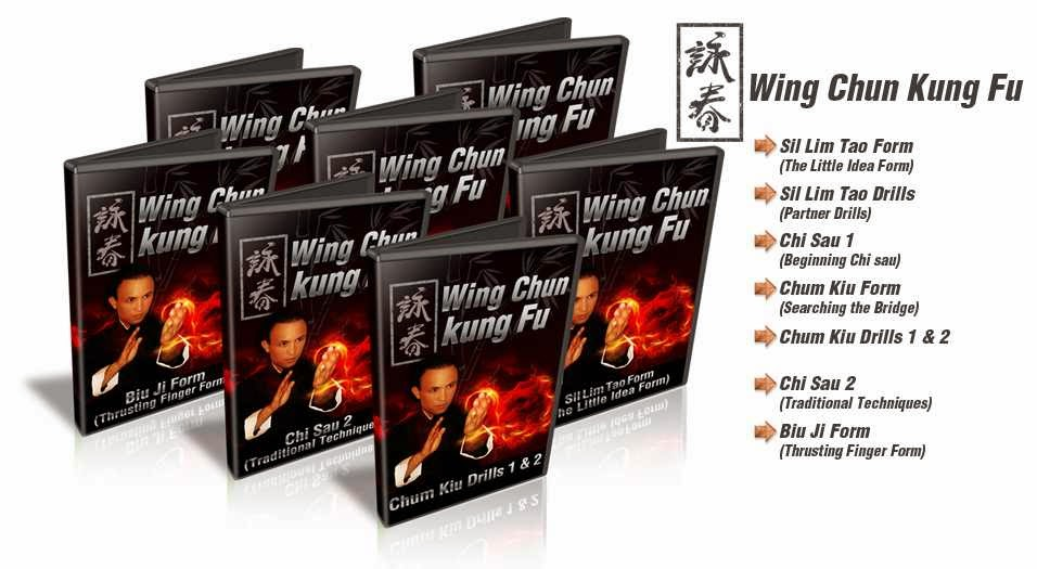 Wing chun lessons soon...