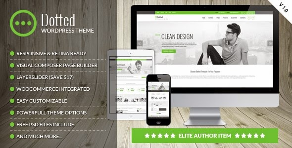 download Dotted - Corporate Multipurpose WordPress Theme