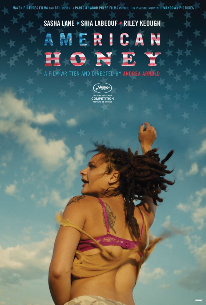 Movies American Honey (2016)