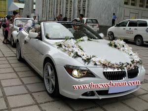Hoa xe cưới MS010