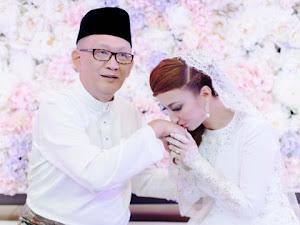 Thumbnail image for Maria Farida Pilih Datuk Jadi Suami, Tahniah!