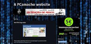 a Paulo Camacho website
