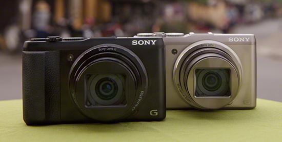 Sony DSC-HX50V/B 20.4MP, sony