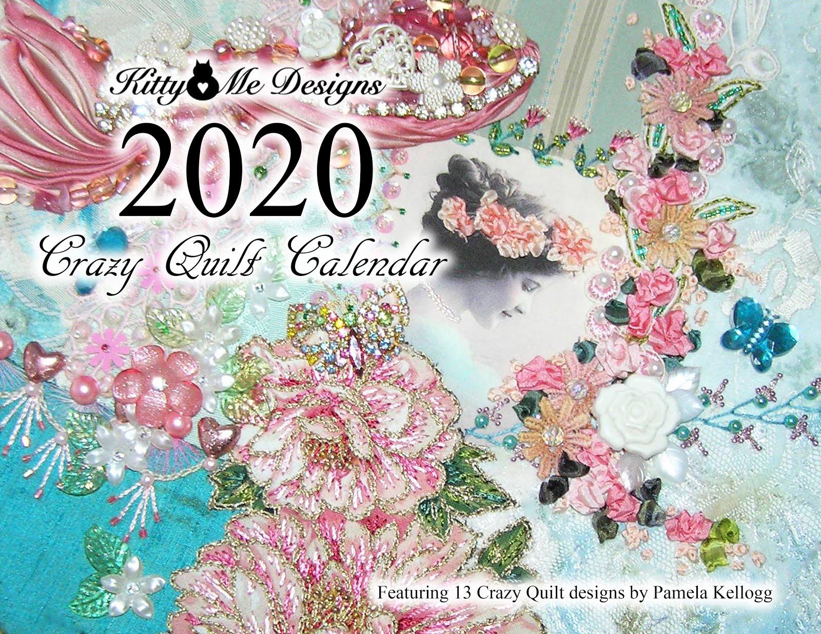 2020 Crazy Quilt Calendar