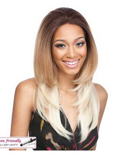 Its a Wig Synthetic Remi Touch Lace Front Wig RT11