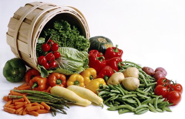 Imágenes de vegetales