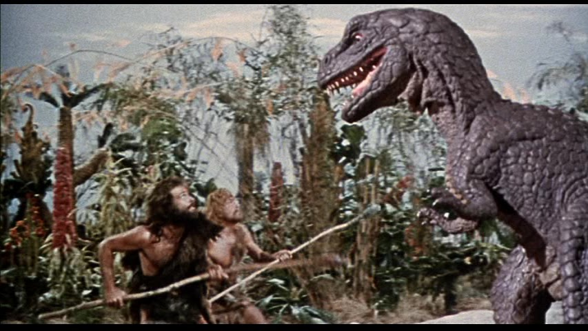 harryhausen magic monsters