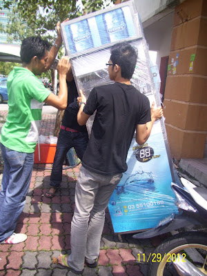 Vending Machines Splasshy 7 plus