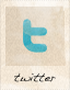 Bouton twitter chic et choc